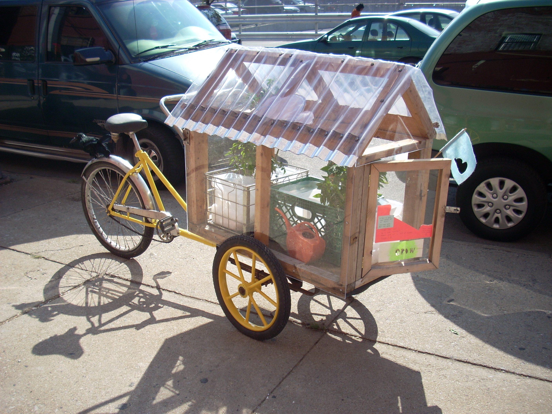 trike greenhouse